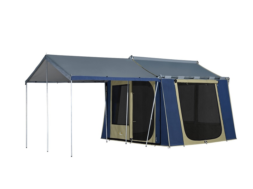10x8 Canvas Cabin Tent