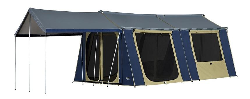 12x15 Canvas Cabin Tent
