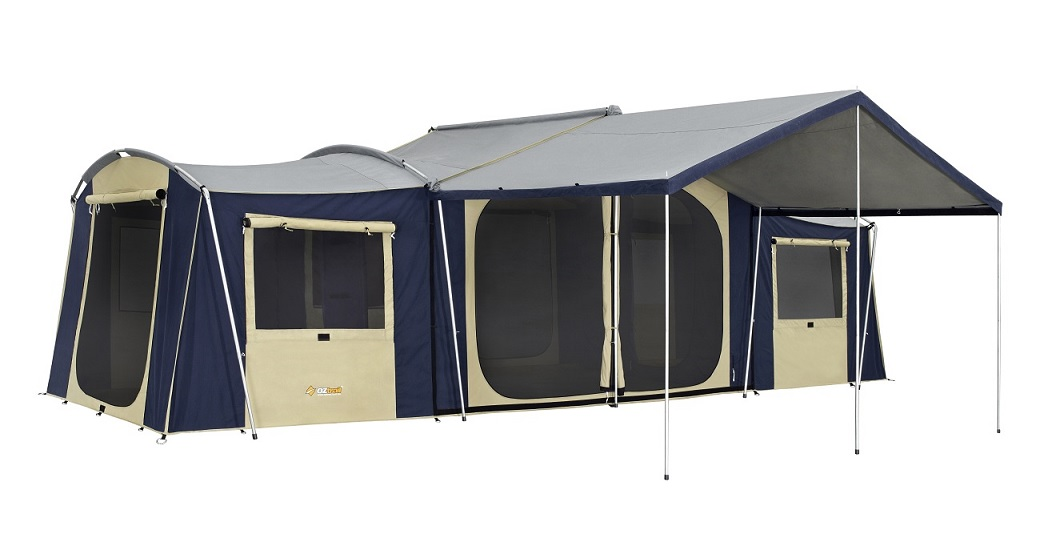 Chateau 12 Canvas Tent