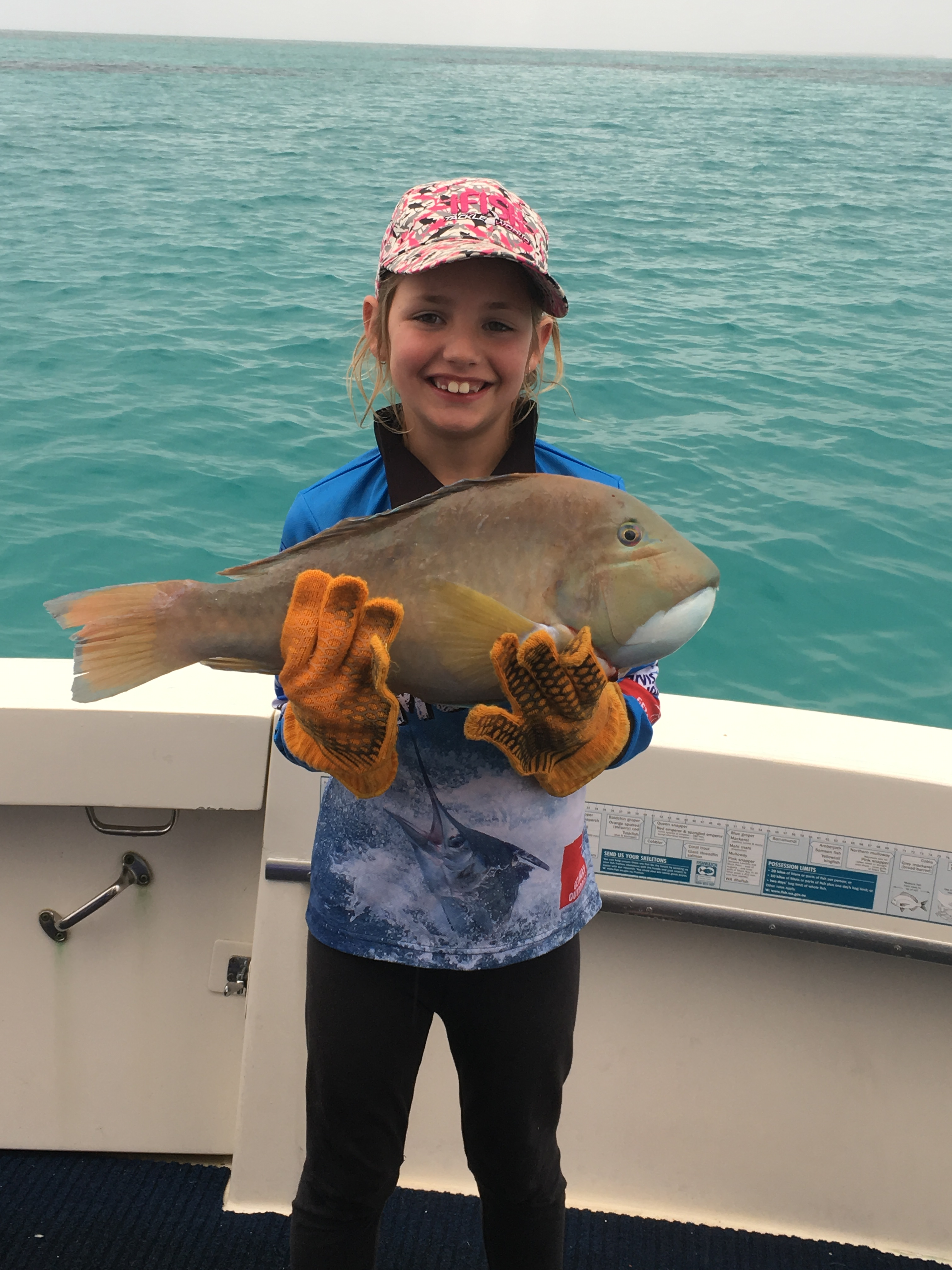 Fishing Report for the Geraldton Region 4th October 2017